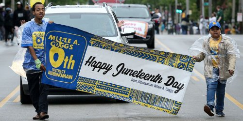 Juneteenth Is Finally an Official Federal Holiday