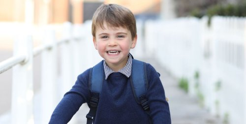 23 Adorable Photos of Royals on Their First Day of School