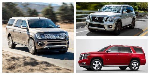 Every 2020 Full-Size SUV Ranked from Worst to Best