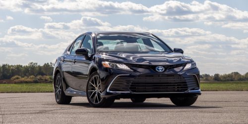 2021 Toyota Camry Review, Pricing, and Specs