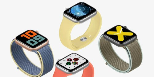 A New Apple Watch Is Coming. Here's Everything We Know