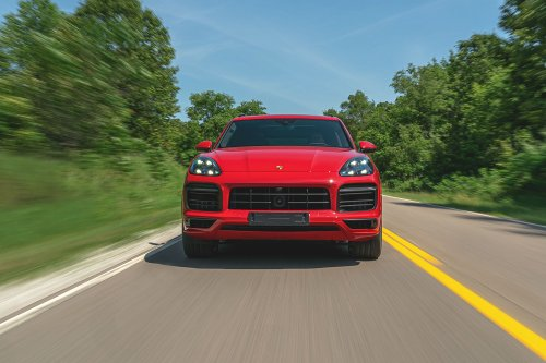 The Porsche Cayenne Might Go All-Electric Soon