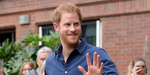 Ahem, Prince Harry Opened Up About Those Naked Vegas Pics....