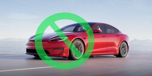 Elon Musk Says the Tesla Model S Plaid Plus Is Canceled