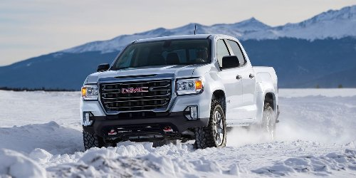 2021 GMC Canyon Review, Pricing, and Specs