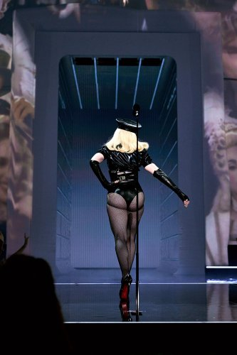 Twitter Is Going Wild Over Madonna's Butt at the 2021 Video Music Awards