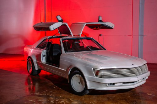 Behold, the most '80s car ever built