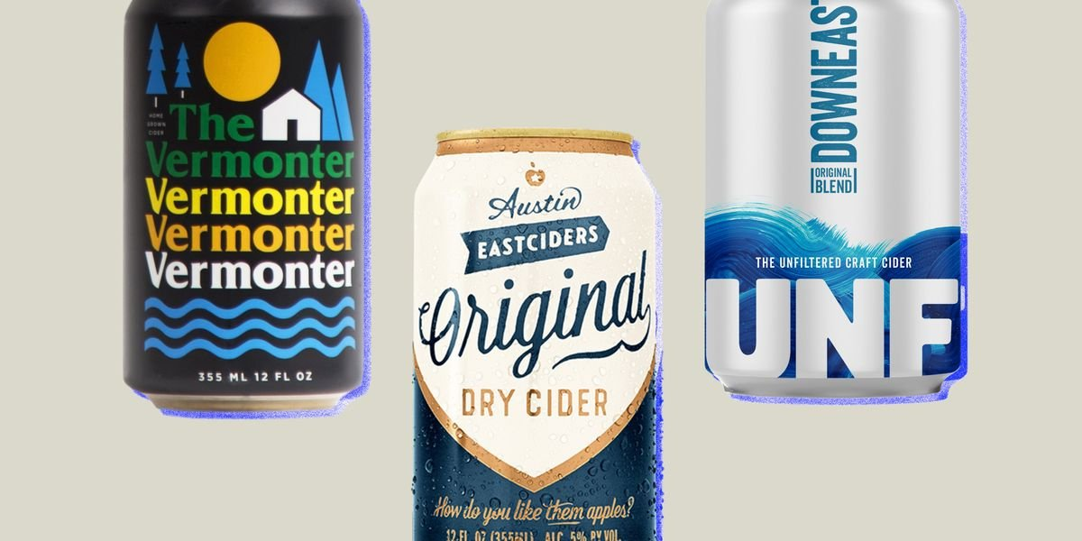 Sick of Beer but Not Into Hard Seltzer? Grab a Cider