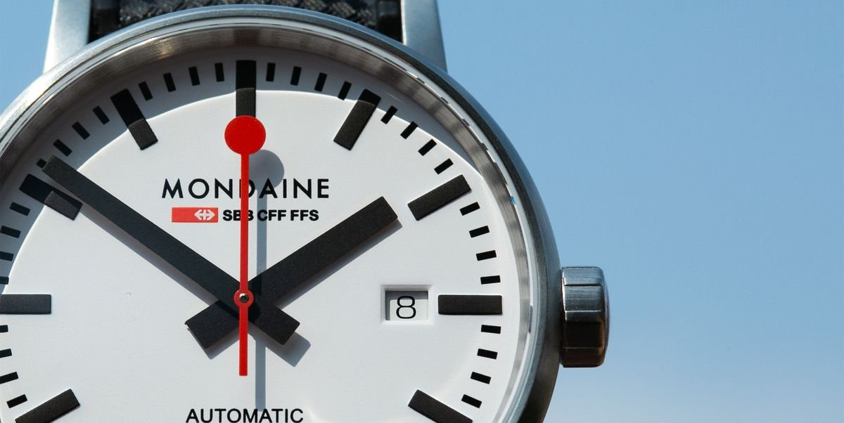 Design Lovers, This Is the Automatic Swiss Watch For You