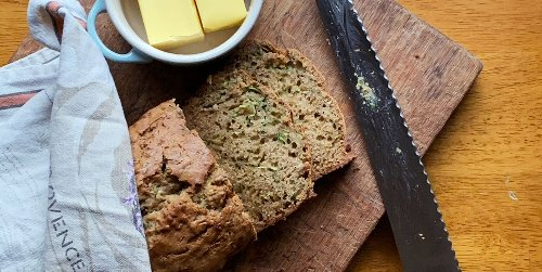Got a Few Minutes? Grab Some Bowls and Make This Delicious Zucchini Bread
