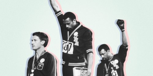 In 1968 Tommie Smith Raised His Fist At the Olympics. History Forgets What Came Next.