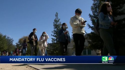 UC Davis implements flu vaccine mandate for students, faculty and staff