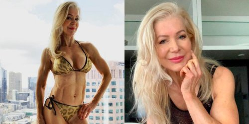 How This Newly Single Grandma Looks Incredibly Fit at 63 Years Old