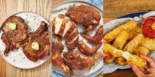 Air Fryer Recipes That Prove How Versatile The Kitchen Gadget Really Is