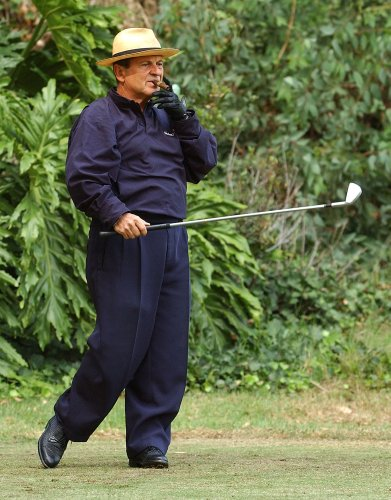 Celebrities on the Golf Course: Weird Swings, Wild Fashion, and a Lot of Cigars