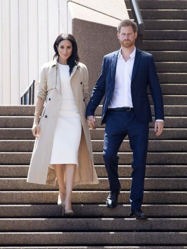 The Duke and Duchess of Sussex partner with aid organisations in Afghanistan and Haiti