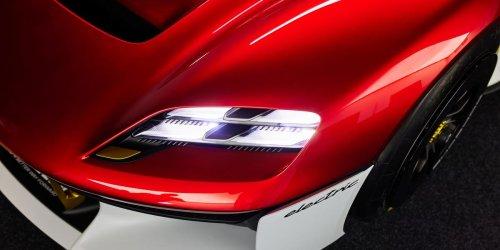 'The most modern Porsche'