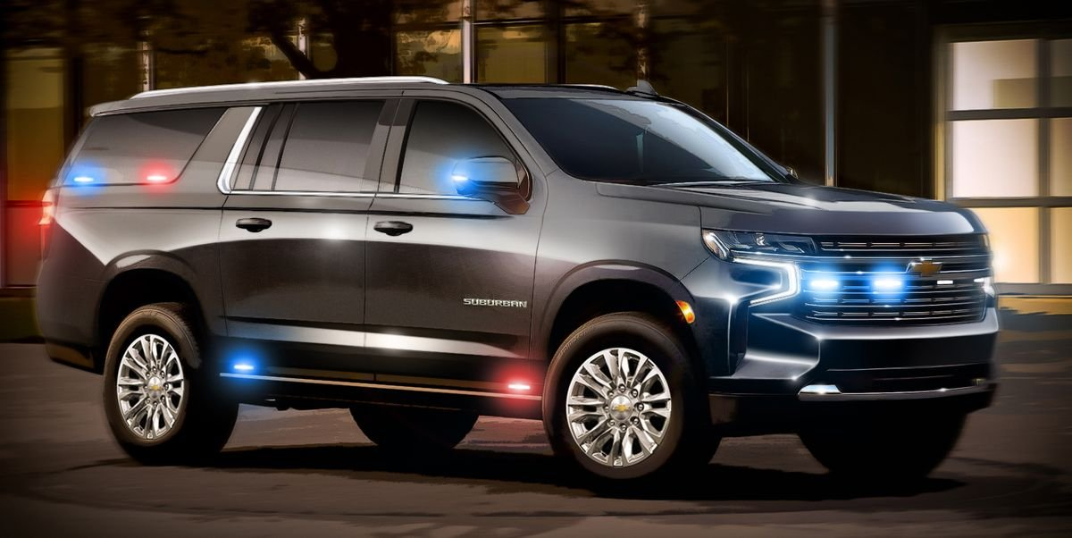 GM Defense Is Building Some Badass Heavy Duty Suburbans, But Not for You