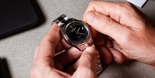 How to Set a Watch, and Two Things You Should Never, Ever Do