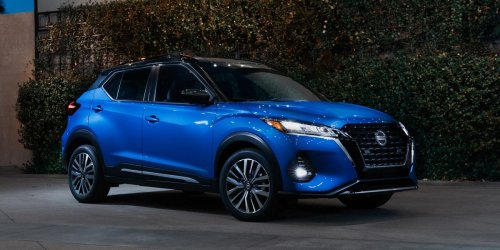 2021 Nissan Kicks Review, Pricing, and Specs