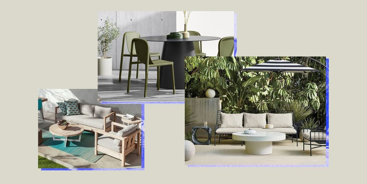 Looking to Buy Outdoor Furniture? Here's Where to Shop