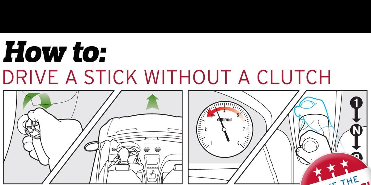 How To Drive a Stick Without a Clutch