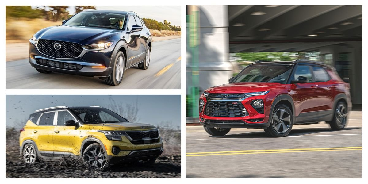 Every 2021 Subcompact Crossover SUV Ranked from Worst to Best