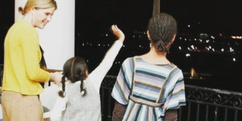 Michelle Obama Shares What Jenna Bush Hager's White House Tour Meant to Sasha and Malia