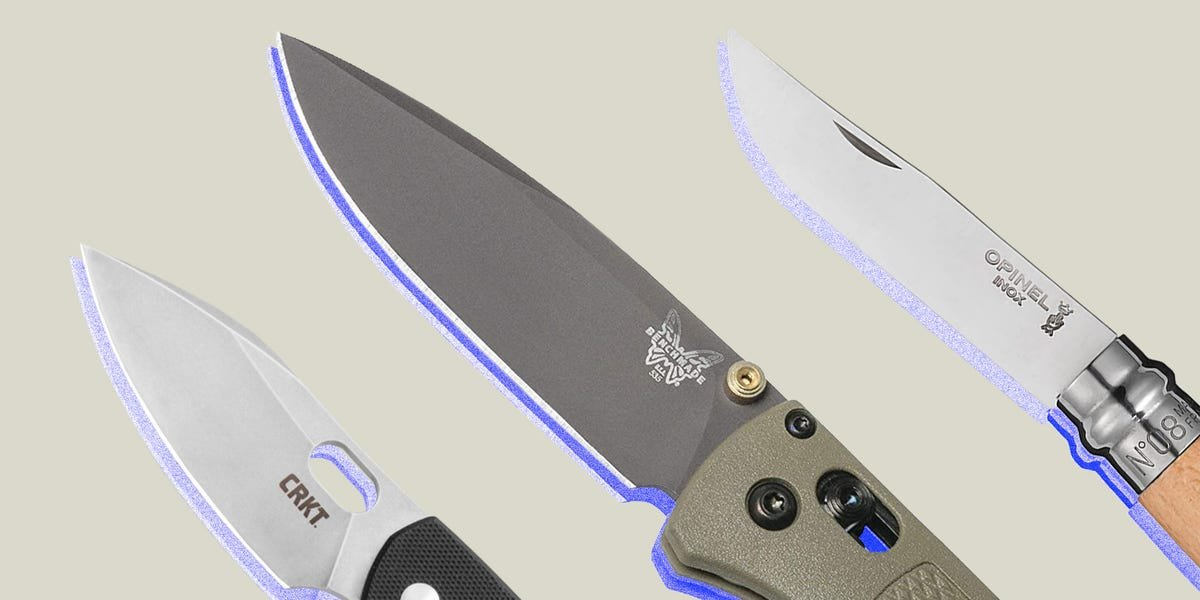 The Best Pocket Knives of 2021