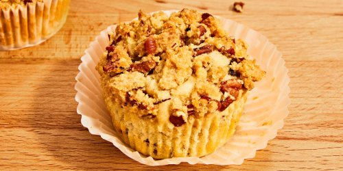 Pecan Pie Muffins Are The Most Perfect Fall Breakfast