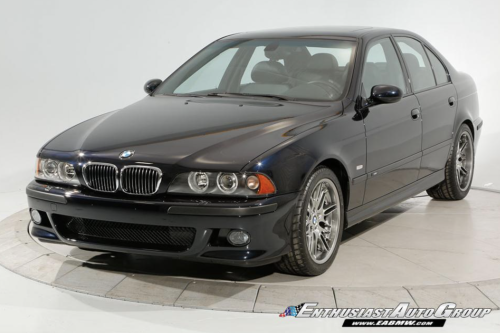 Why This E39 M5 Sold for $200K