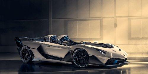 Lamborghini Unveils the Wild SC20