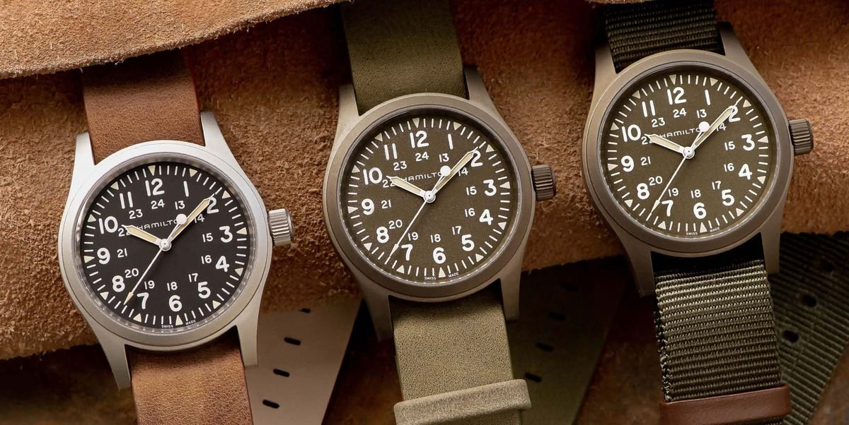 The Complete Buying Guide to Hamilton Watches