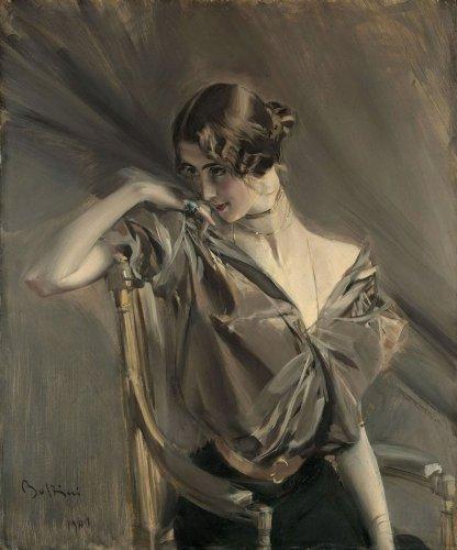 Cléo de Mérode, amante segreta di Re Leopoldo II e ballerina dimenticata