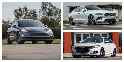 The Safest New Cars for 2021