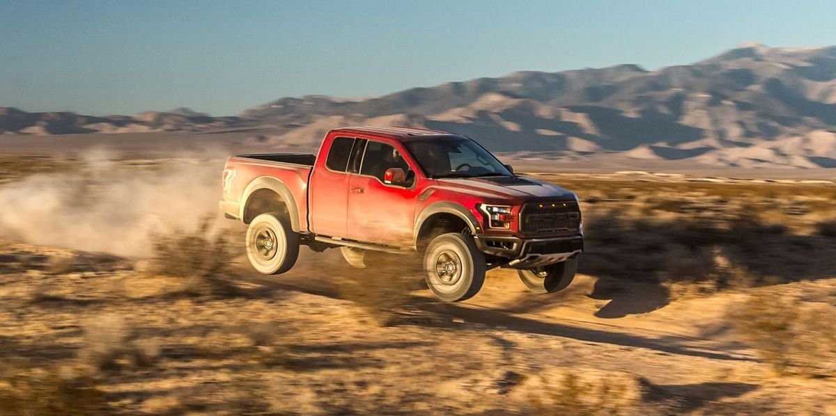 Quickest Pickup Trucks We've Ever Tested