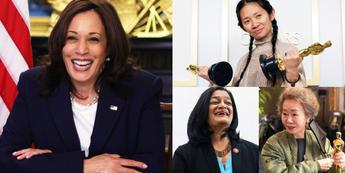 AAPI People Have Been Through So Much This Year—I Want to Shout-Out the AAPI Women Getting Us Through It