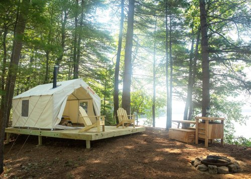 The Best Websites for Finding a Private Campsite