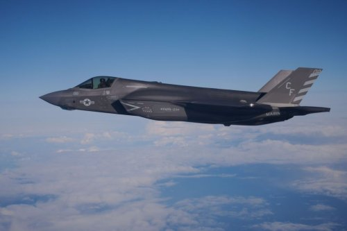 Whoops, an F-35 Accidentally Shot Itself