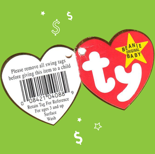 The 29 Beanie Babies That Could Make Someone VERY Rich Very Quickly