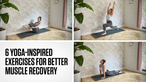 6 Yoga-Inspired Ab Exercises for Faster Muscle Recovery