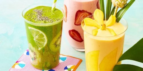 30 Healthy Smoothy Recipes That Can Help Your Weight Loss Journey