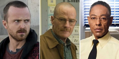 Here's what the cast of Breaking Bad have been up to since the show finished