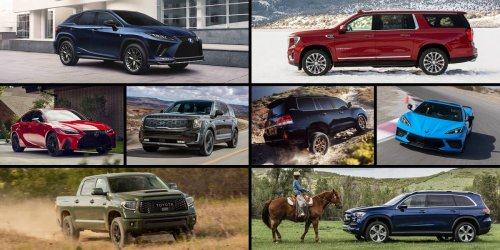 Here Are 2021's HOTTEST Sellers - ranked by average time on the lot