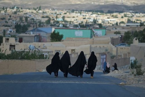 What will happen to the women and girls of Afghanistan?