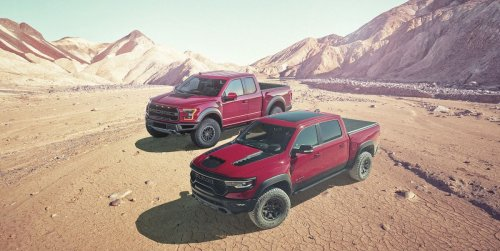 Ram TRX vs. Ford Raptor: Which One Deserves Baja Bragging Rights?