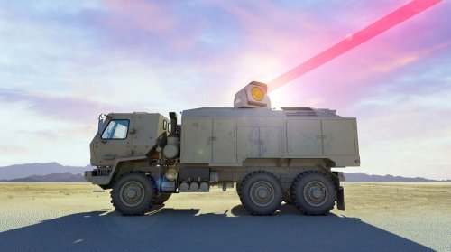 The Army Is Building the World's Most Powerful Laser Weapon. Ever.