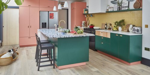 17 creative ways to add colour to your kitchen