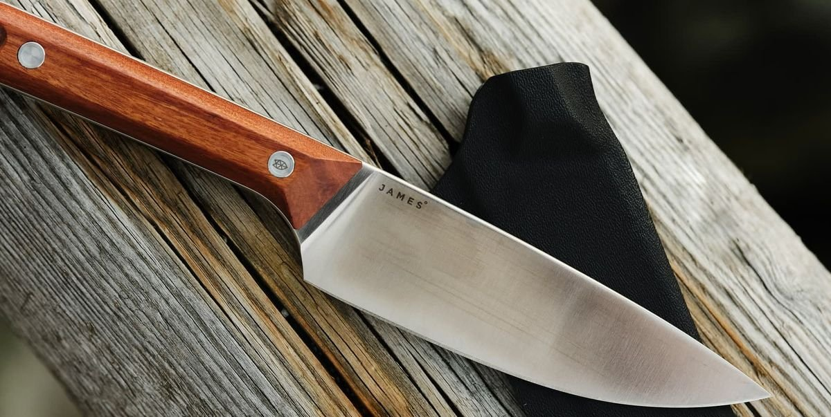 One of The James Brand's Boldest Knives Just Got a New Look