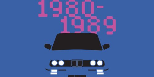 The 10 Most Influential Cars of the 1980s